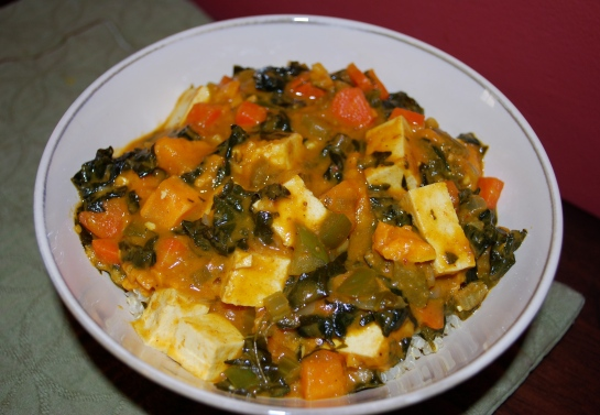 Indian Veggie Curry