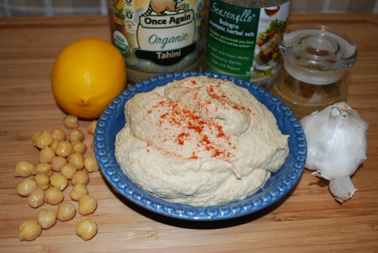 Our Favorite Hummus!!