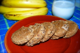 Gluten-Free Almond Hemp Breakfast Cookies